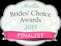 Mrs2Be Finalist Best Wedding DJ 2019